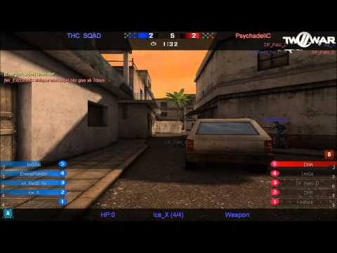[Blackshot Global] Carnival Tournament - _THC_SQAD_ vs PsychadeliC 2