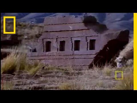 Mystery of the Akapana Pyramid   Lost Temples