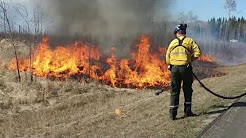 Waskesiu: Reducing the risk of wildfire - Prince Albert National Park