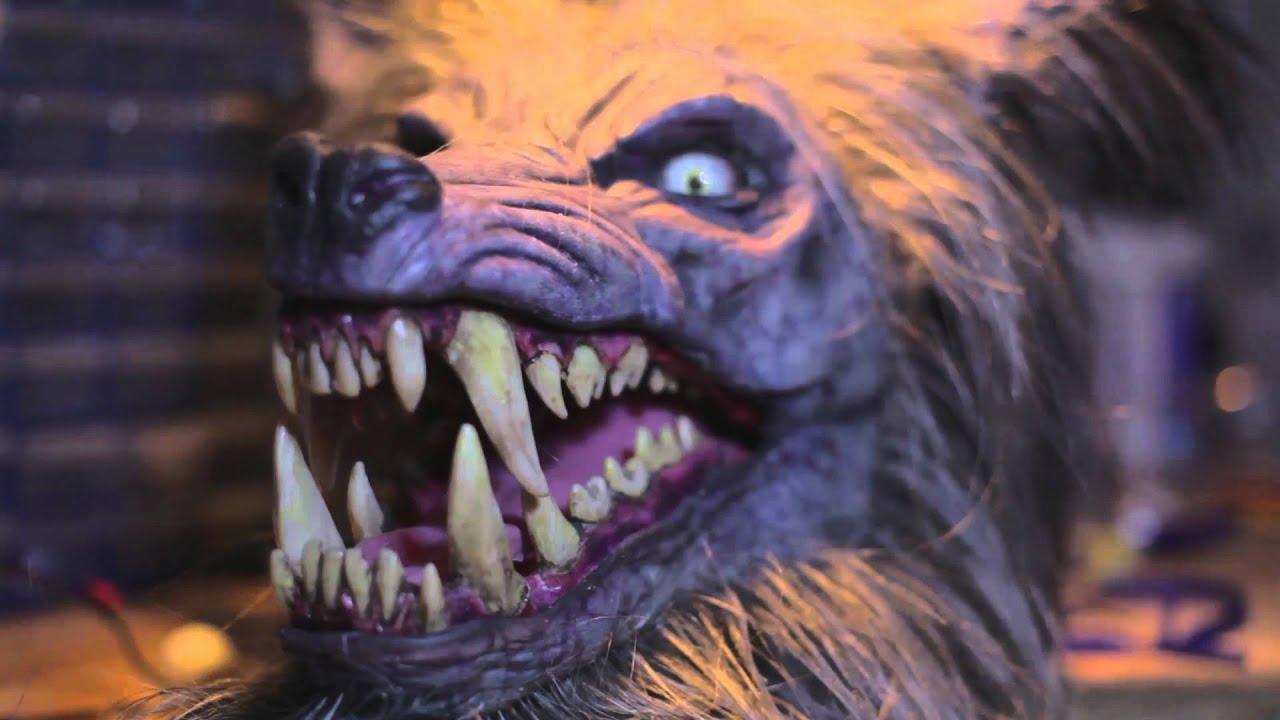 Animatronic Wewolf