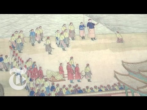 Arts: Ancient Chinese Art | The New York Times