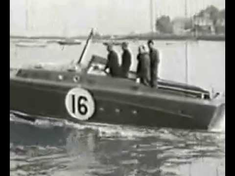 1961 Daily Express International Offshore Powerboat Race