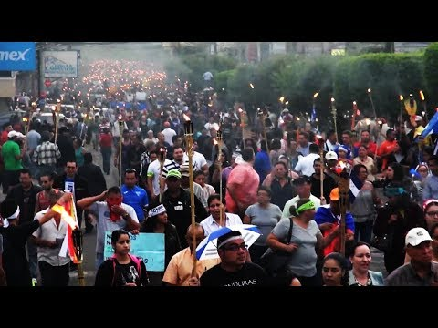 In Honduras, military 'killing people in the street by the order of corrupt government'