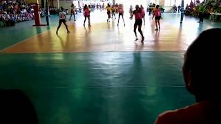 Palarong Pambansa 2018 Secondary Volleyball Girls NCRAA Vs ZPRAA
