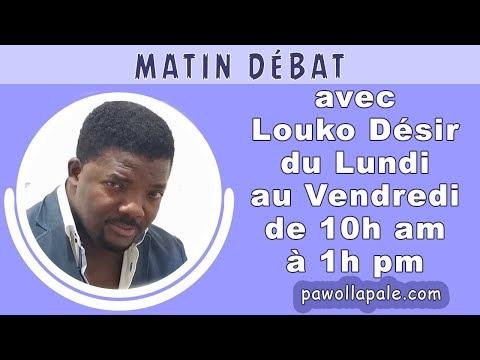 MATEN DEBA / Aktyalite - Analiz  - Refleksyon avèk Louko & Konpayi (Vendredi 21Juin 2019)