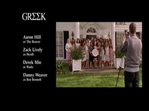Tv show greek