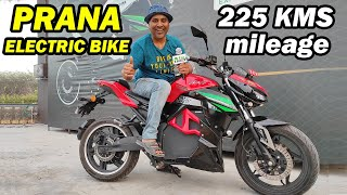 PRANA ELECTRIC BIKE🔥- Launched in Tamil Nadu || E-Wheeler || Arunai Sundar ||