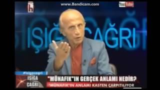 Prof. Dr. Yaşar Nuri Öztürk;             ANLAMADAN NAMAZ KILINIR MI ?