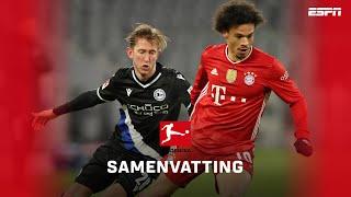 Droomdebuut Vlap in Bundesliga tegen Bayern München 🤩| Samenvatting Bayern München-Arminia Bielefeld