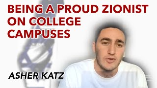 Being a proud Zionist on college campuses