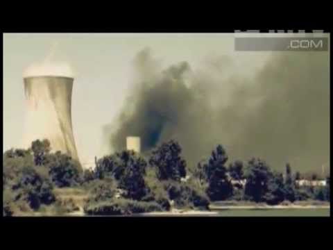 Leaked Video of Tricastin Explosion at Nuclear Power Station