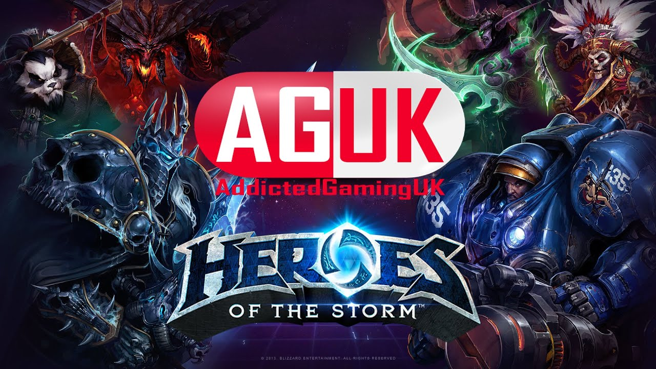 Search results for matchmaking locked heroes of the storm