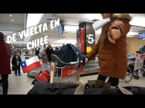 VOLVIMOS A CHILE