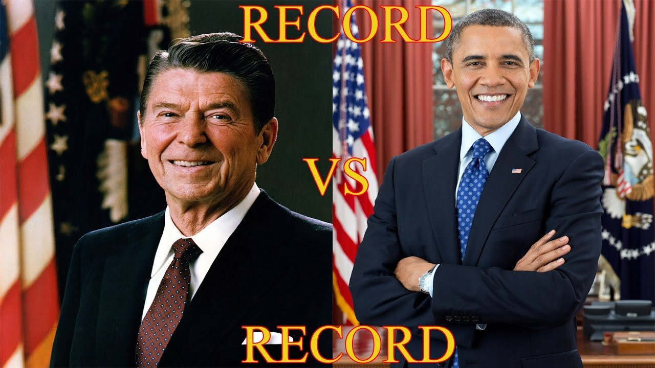 reagan vs obama President obama is a product of the facebook generation, superb at self-promotion, less talented in other areas.