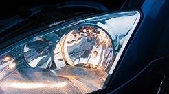 Ford Focus Mk1 Weiße Blinker