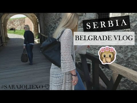 Serbia x Belgrade Travel Vlog | sarajoliexo
