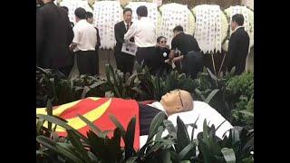 李鹏追悼会揭示习反人类本质