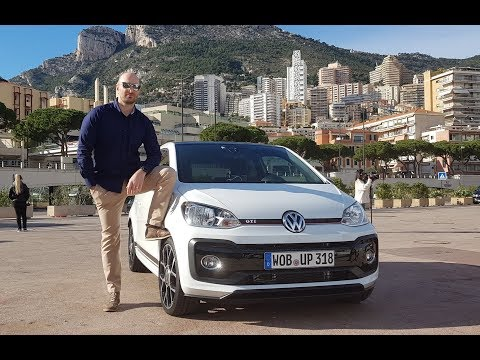 VW Up! GTI - REVIEW/TEST