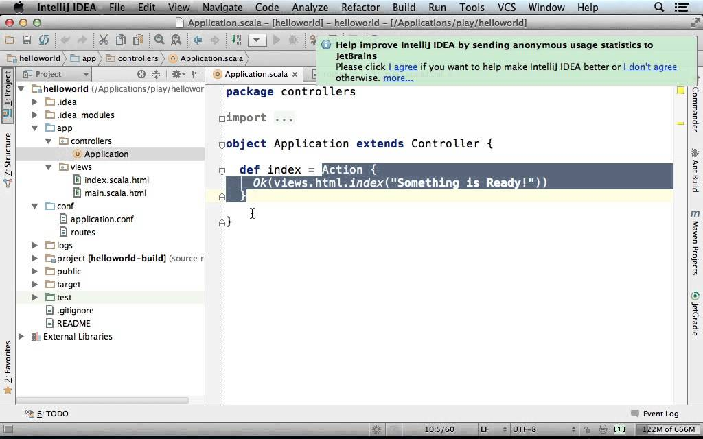 View Templates in Scala Play Framework - YouTube