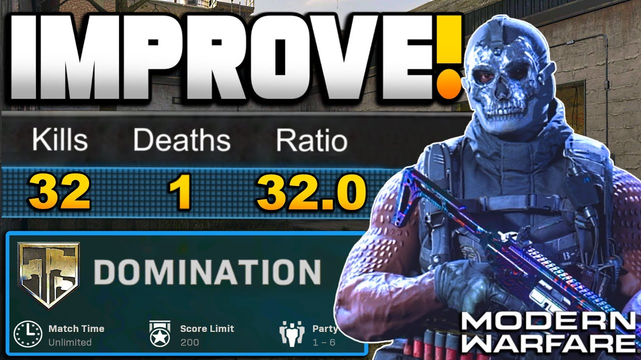 Most Underrated Domination Tactics Only Top Players Use   6v6 Modern Warfare Tips   JGOD