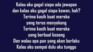Sleeq featuring Kaka - Perjalanan (Lirik)