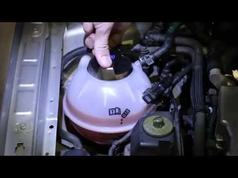 DIY: Volkswagen Mk4 GTI/Jetta Reservoir/Expansion Tank replacement (ECS Tuning)