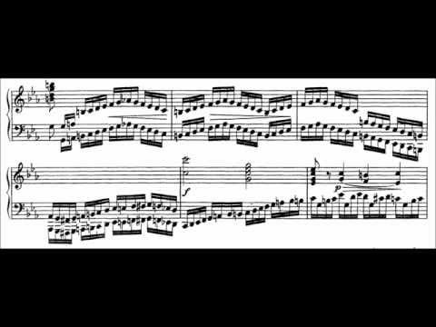 Franz Liszt - Etude S. 136 No. 8 (audio + sheet music)