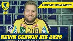 Kevin Gerwin bleibt die Stimme der Löwen