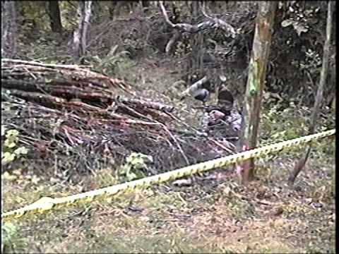 1996 Great Western Series, Portland, Oregon. 5-Man paintball tournament. Part 1 of 3