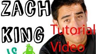 Tutorial Bagaimana cara membuat video seperti zach king Menggunakan Software Wondershare Filmora   N