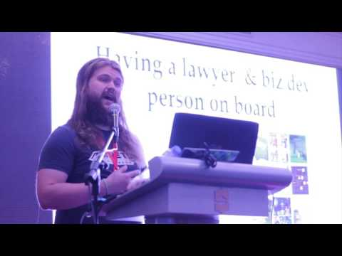 Building a Solid Foundation for a Game Startup by VGVisionary - GMGC Manila