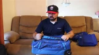 Patagonia Black Hole Wheeled Duffel Bag 40L