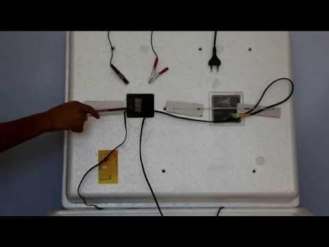 Автоматический инкубатор Несушка на 104 яиц 100% автомат