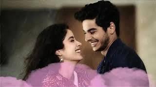 Meri Dua Tu Sun Le Zara Romantic Song Dhadakk Movie Song   Janhvi Kapoor , Ishaa
