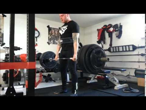 osterkreuzheben - vegan strength forum  200 kg x 25