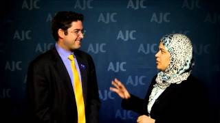 "AJC ""Live From..."" with Dalia Ziada"