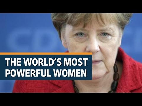 The World's 100 Most Powerful Women