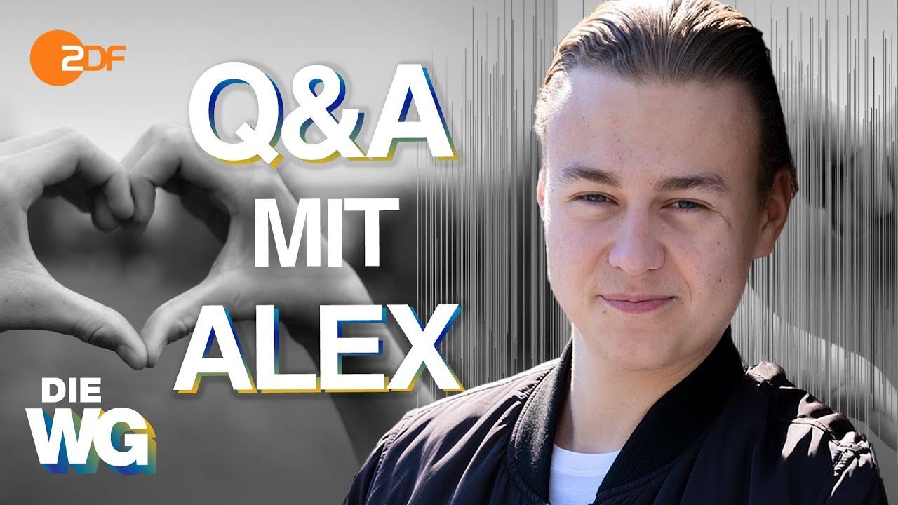 SO war der WG-Dreh WIRKLICH!😬 Q&A mit Alex   DIE WG