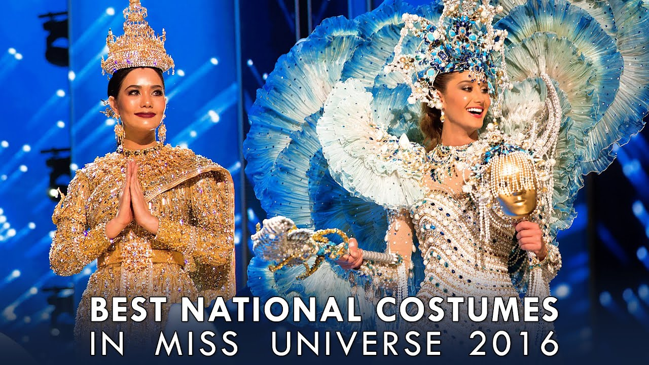 (HD) Top 6 Best National Costumes Miss Universe 2017 - YouTube  sc 1 st  YouTube & HD) Top 6 Best National Costumes: Miss Universe 2017 - YouTube
