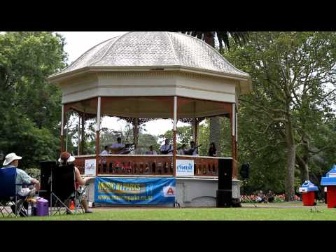 Music in the Park series - Auckland New Zealand 2011 02 20 2011