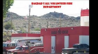Welcome to Bagdad, Arizona