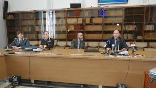 In Prefettura a Taranto punto stampa sul DPCM del 9 Marzo 2020