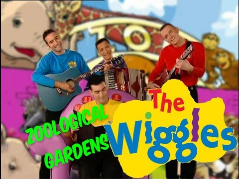 The Wiggles  - Zoological Gardens