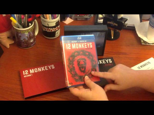 Sweet Swag from Syfy: 12 Monkeys Season 2 Premiere