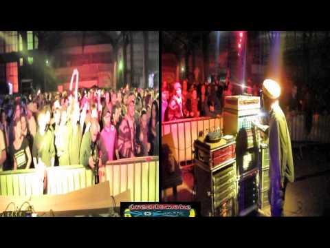 BLACKBOARD JUNGLE ft mc oliva - Can't go like that \ babylon want control your mind ! reggae bus