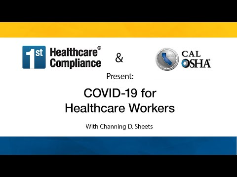 COVID 19 For Healthcare Workers