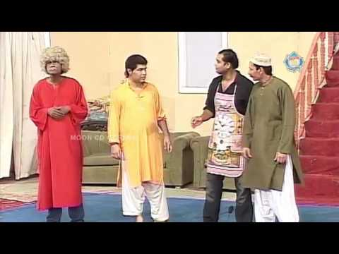Iftikhar Thakur And Asif Iqbal - New Pakistani Stage Drama Full