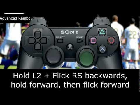 FIFA 13/14 All Skills Tutorial