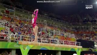 Catalina Ponor ROU Qual BB Olympics Rio 2016