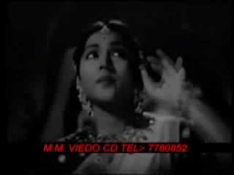 Tum Sang Laage Piya More Naina-Taj-Lata-1956